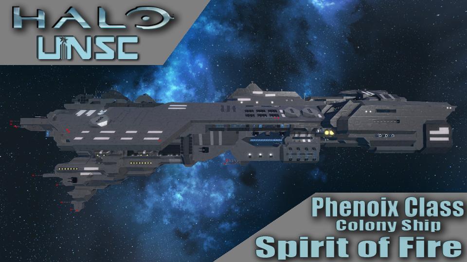 Steam Workshop :: -UNSC- Spirit of Fire (VERSION 2 UPDATE
