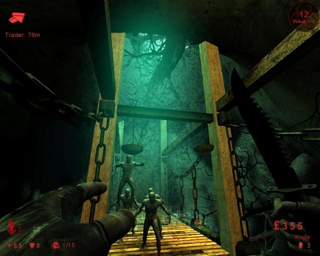 Hot naked zombies killing floor gameplay roosterteeth