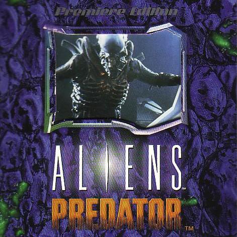 Aliens predator CCG-reflexive action-event//premiere
