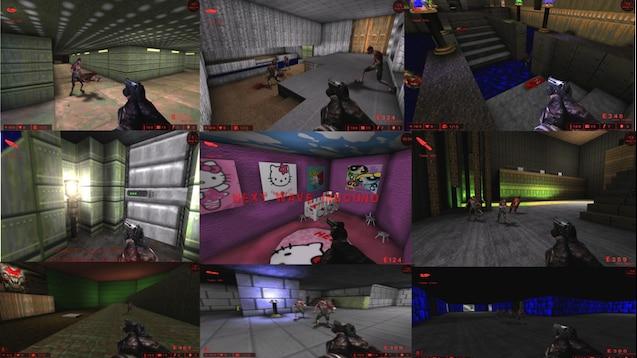 Steam Workshop :: Doom 2 MapPack Wave based maps 01-10 + 30 / 31 /32