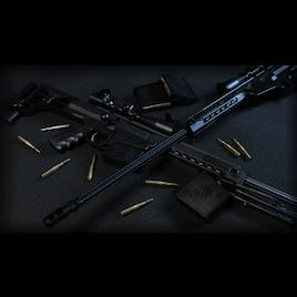 Steam Workshop Barrett M98b