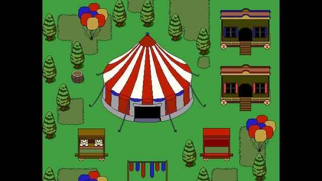 Steam Workshop :: (Retro) Circus Tiles