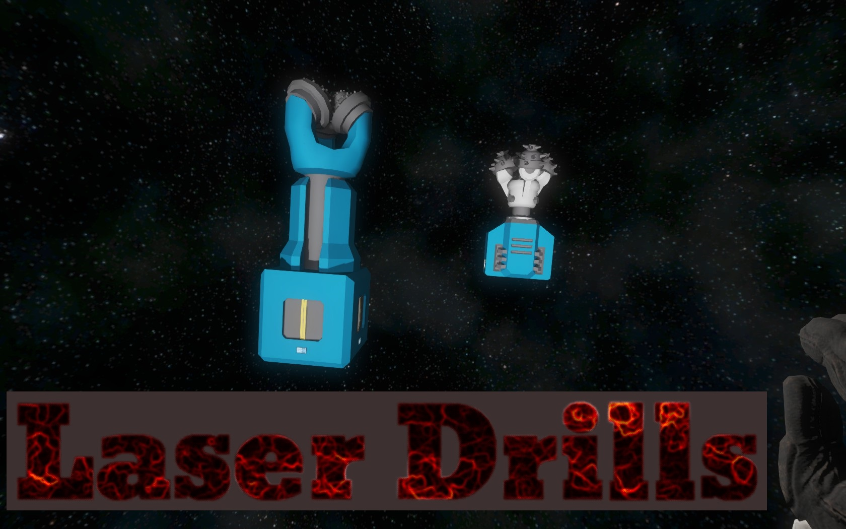 Laser Drills