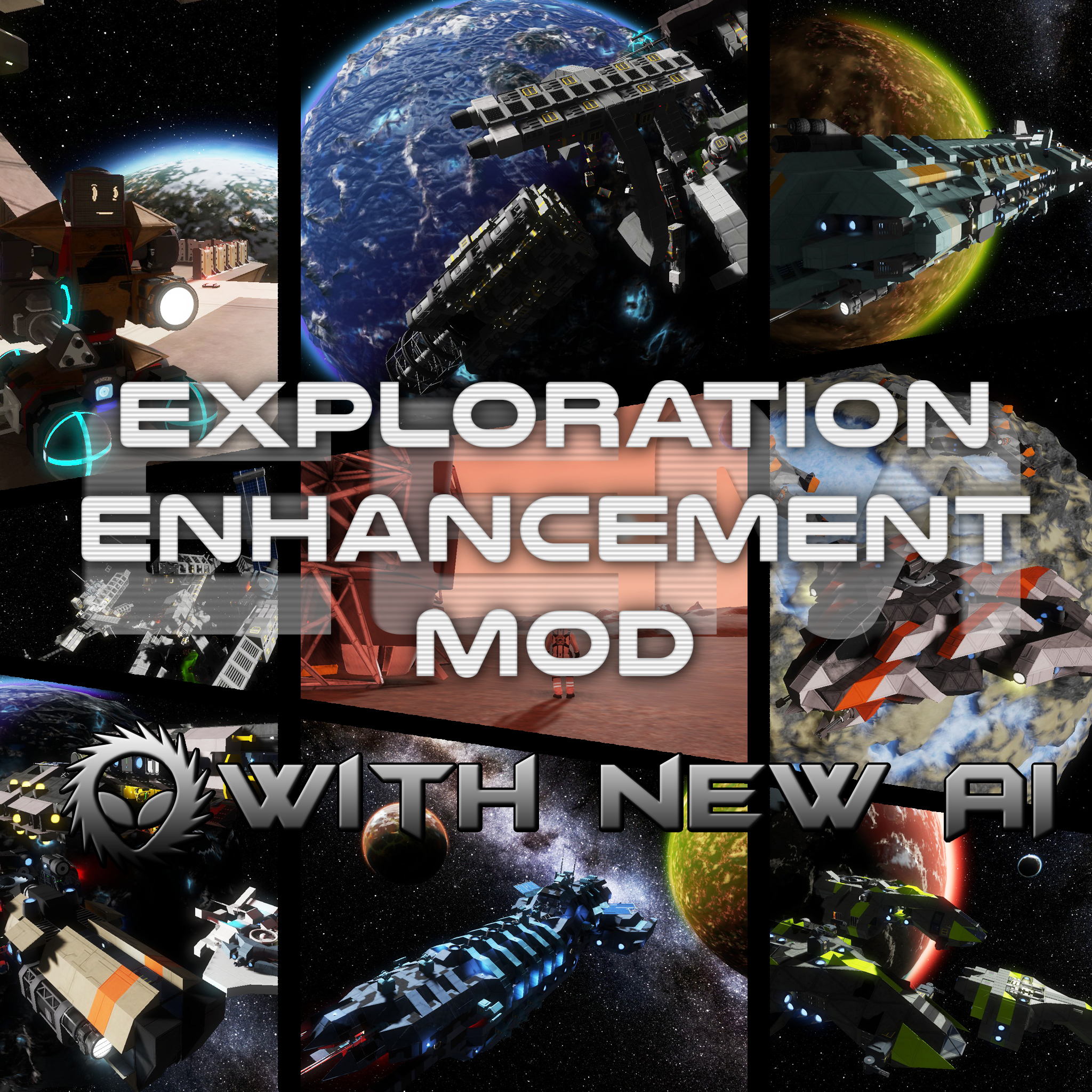 [Outdated] [EEM] Exploration Enhancement Mod v.2.8 - With new AI