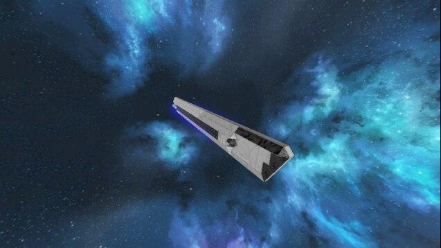 Steam Workshop :: star trek nacelle refit