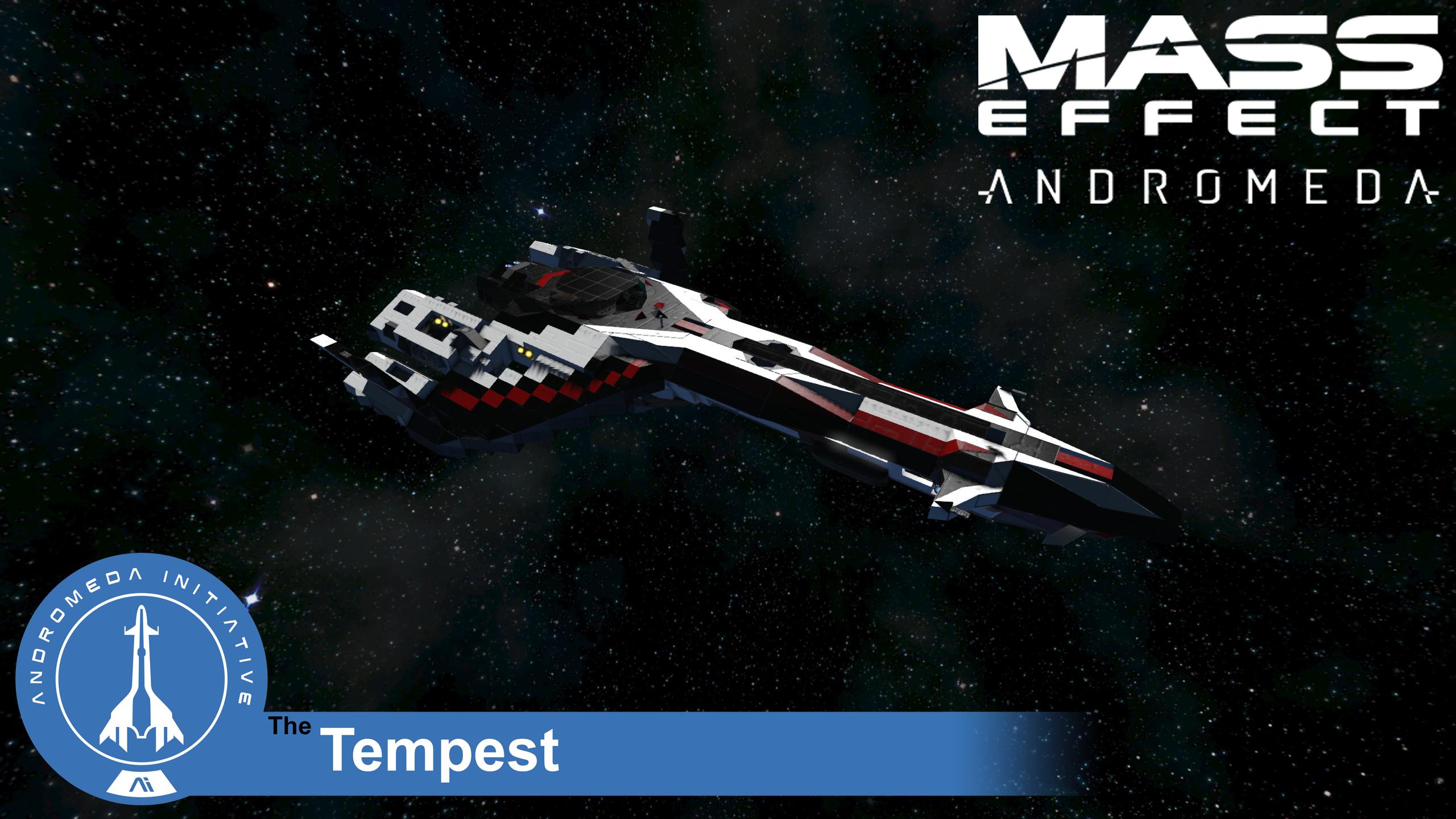 Steam Workshop Mass Effect Andromeda Tempest