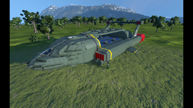 Steam workshop thunderbird 2 with lsg pod malvernweather Gallery