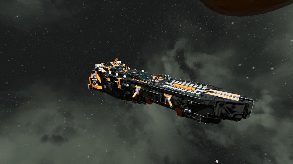 'Pulverizer' Destroyer class Battleship