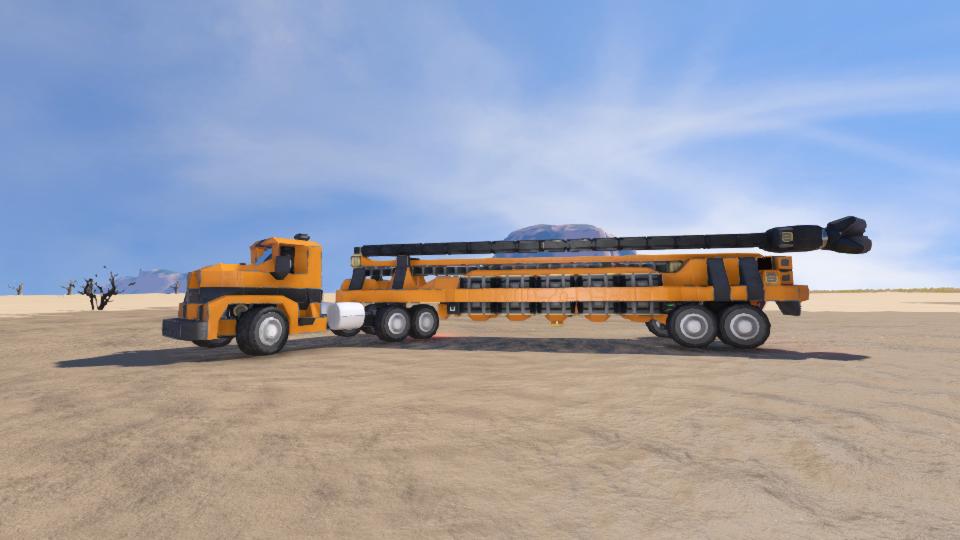 Mining Rig Mk I No Mods