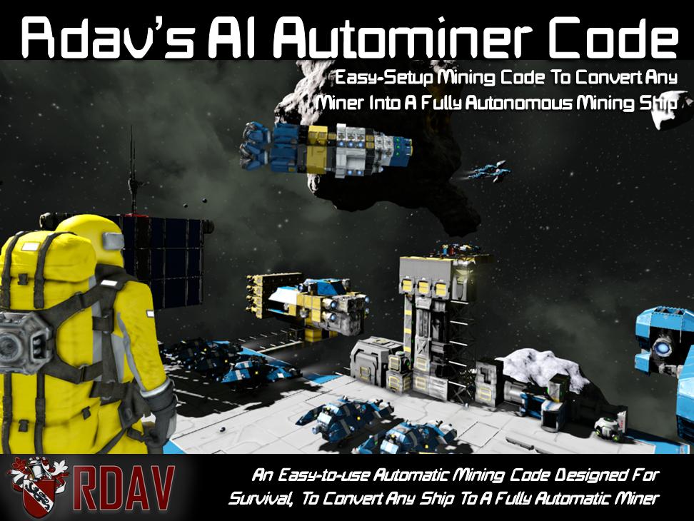 Rdav's AI Autominer Script