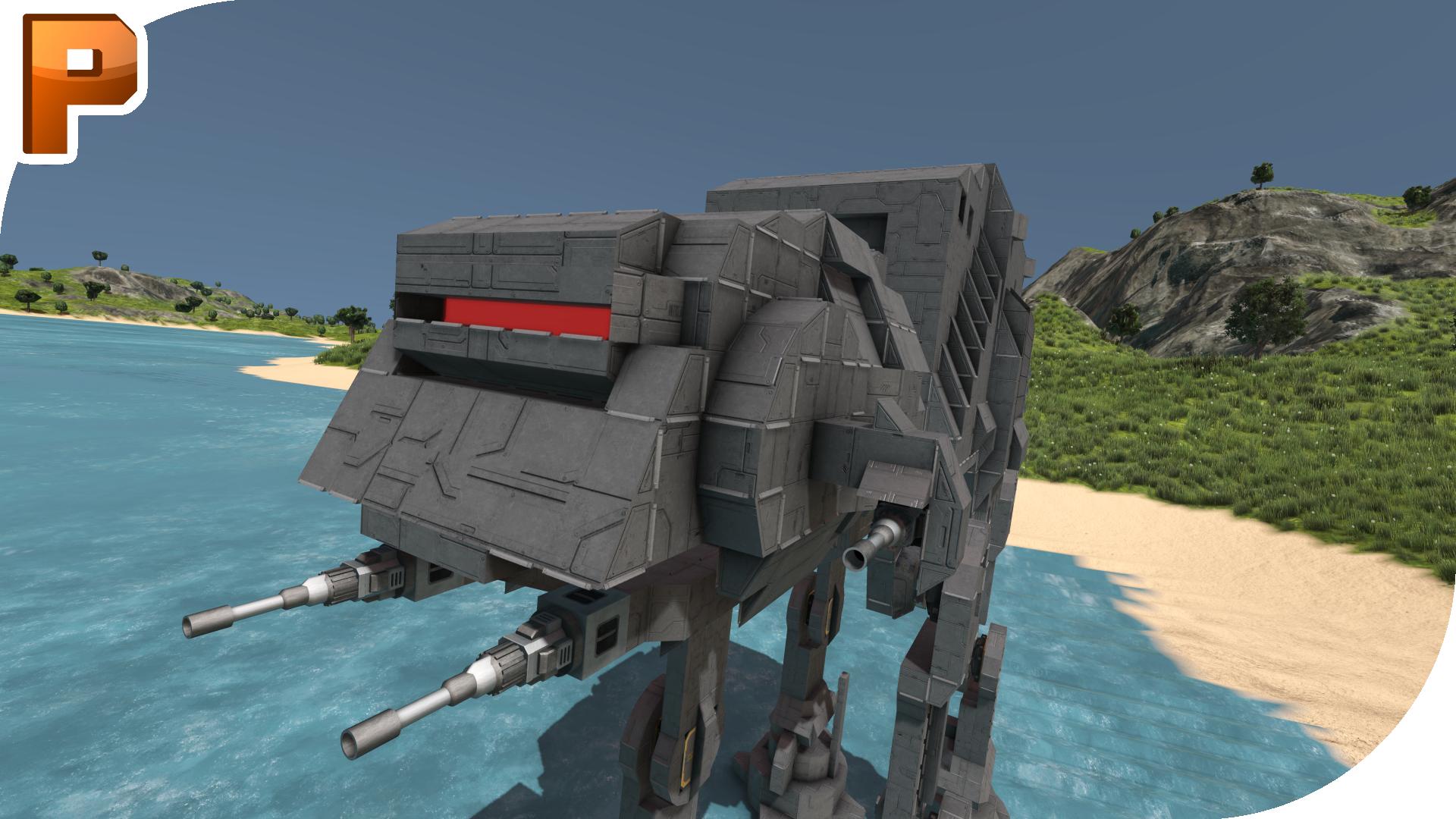 Steam Workshop Star Wars First Order Atat All Terrain Armored Transport