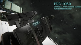 Steam Workshop :: PDC-1060 Point Defence Cannon