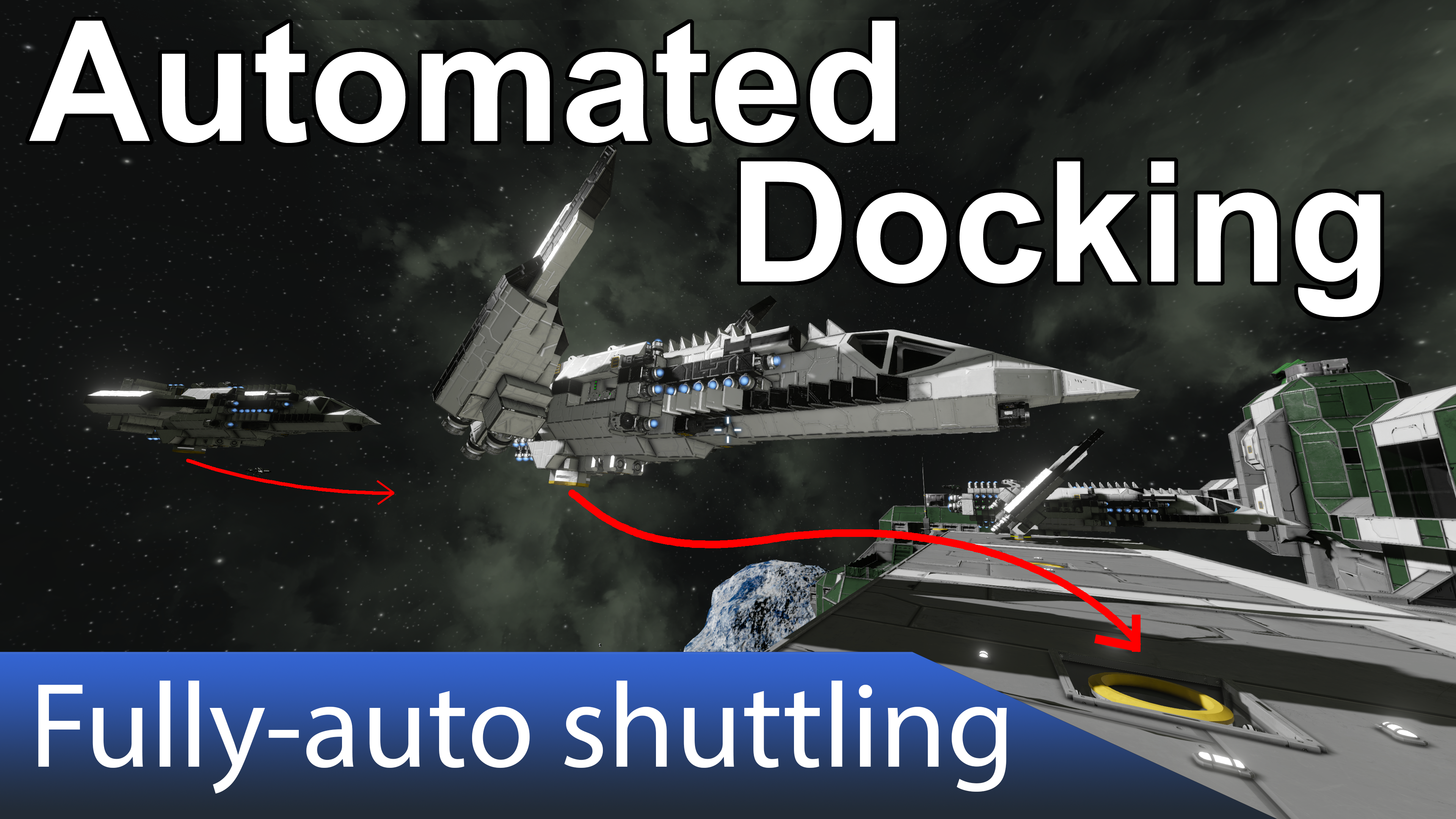 Spug's Easy Automated Docking